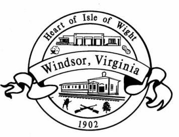 Centennial Seal and Logo of the Town of Windsor